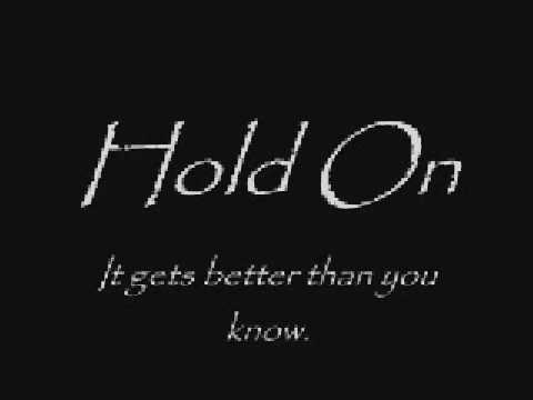 Good Charlotte - Hold On Lyrics
