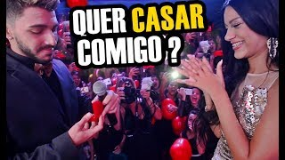 FUI PEDIDA EM CASAMENTO NA FESTA DE 1 MILHÃO!! 💖  - Pérolas da J@que