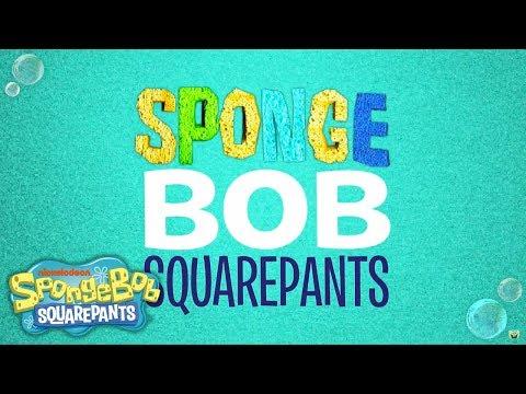 SpongeBob SquarePants | Theme Song (Karaoke Version) | Nick