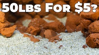 How To Get Cheap Sand For Your Aquarium! (Pool Filter Sand, Play Sand, Black Diamond Blasting Media)