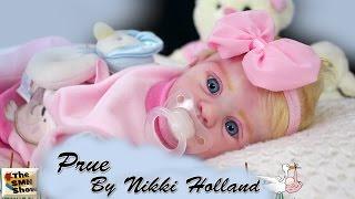 For Sale Reborn Baby Girl Prue by Nikki ...