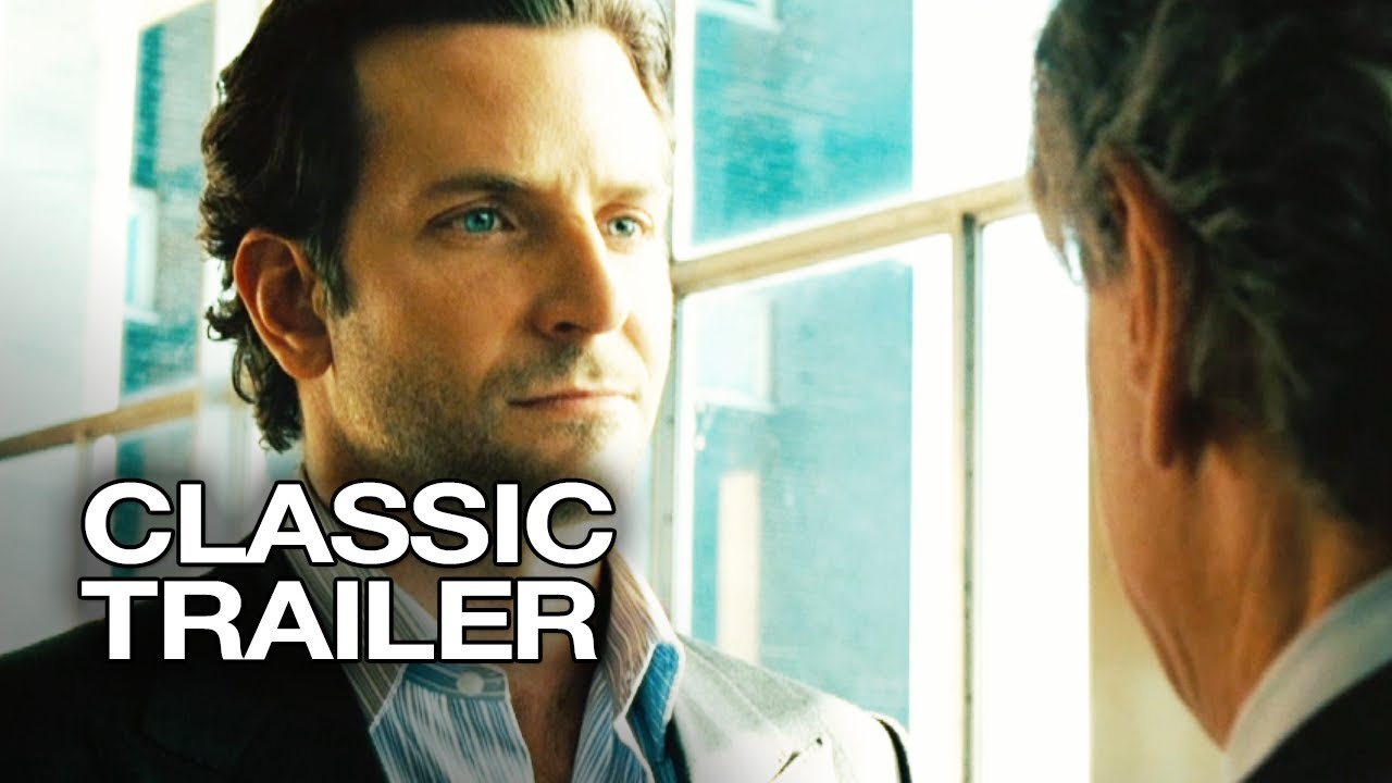 Limitless 2011 Official Trailer 1 Bradley Cooper Movie Youtube