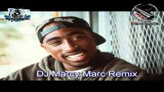 2Pac Feat Mariah Carey & Boyz II Men - One Sweet Day (DJ Marcy Marc Remix)