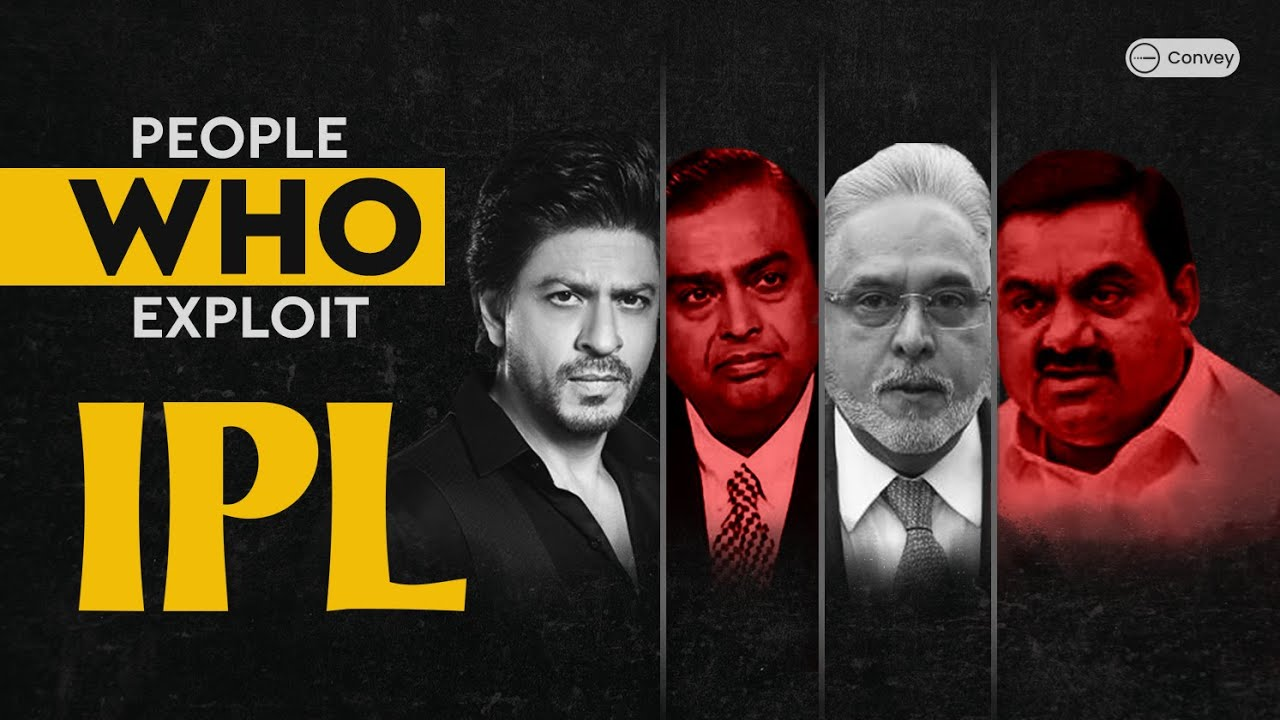 Download How rich people make money from IPL?🤯