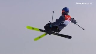 JO 2018 : Ski acrobatique - Slopestyle hommes. Un run à 95, Braaten en or