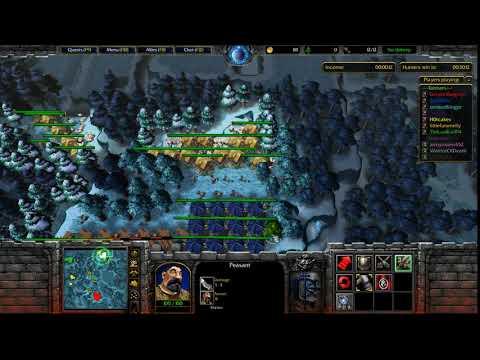 WarCraft 3 Farmer Vs Hunter #464
