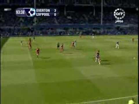 Pepe Reina - embarassing goal