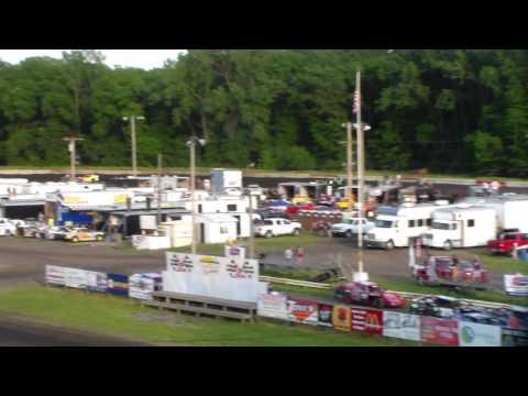 Sport Mod Heat 1 @ Hamilton County Speedway 06/03/17