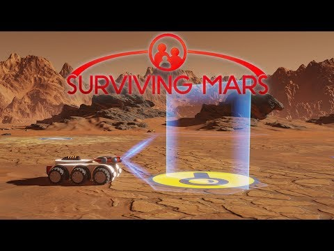 Deep Anomaly Scanning! - Ep. 12 - Surviving Mars Gameplay