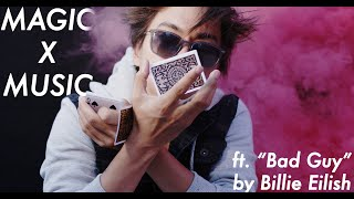 "Billie Eilish ""bad Guy"" And Shin Lim Full Act // Music X Magic"