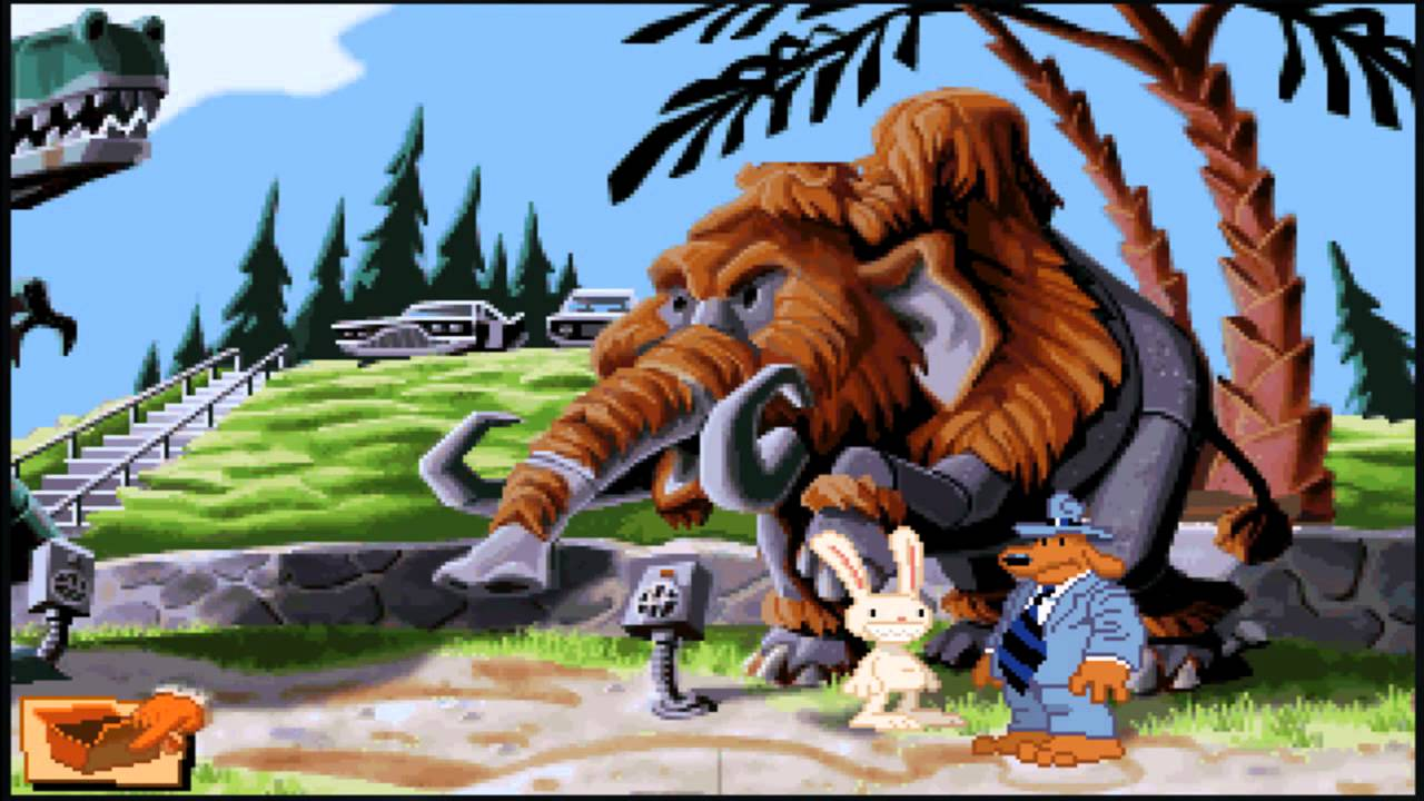 Download Let's Play Sam & Max - Episode 10 - The Mystery Episode [FR]