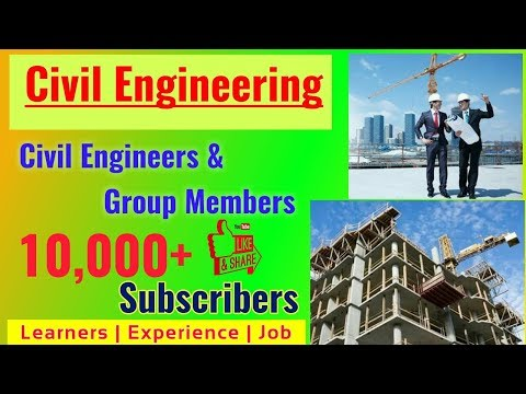 Civil Engineering | Building Construction | Civil Site Experience | Civil Knowledge | Job Fair