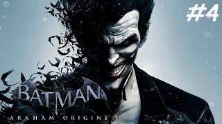 Batman Arkham Origins Stream 4: A Killing Joke!!!