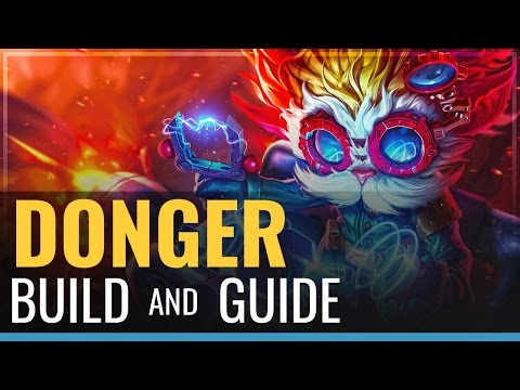 Heimerdinger Build and Guide - League of Legends