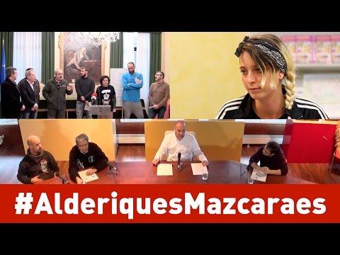 #AlderiquesMazcaraes, contaminación en Xixón y esperiencia en Lesbos