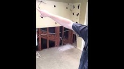 Water damage drying job completion video in newport beach orange county