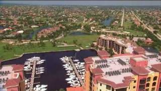 Cape Coral -- A Bird's Eye View