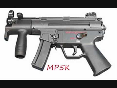 modern warfare 2 all guns in real life youtube