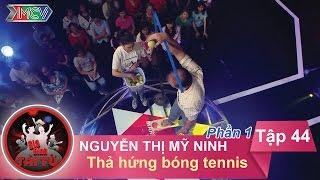 tha hung bong tennis - gd chi nguyen thi my ninh  gdtt - tap 44  17072016