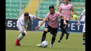 Palermo-Avellino 3-0 (37°,2017/18)