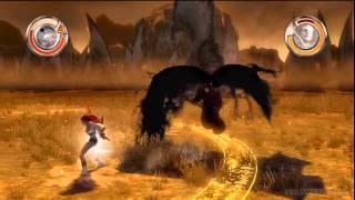 Heavenly Sword (Final Boss)