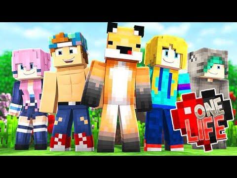 Minecraft One Life Purge Animation!