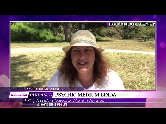 Psychic Medium Linda - December 31, 2020