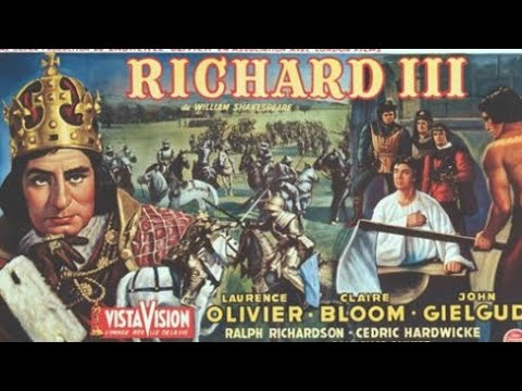 William Walton arr. Muir Mathieson : Richard III, Suites from the film music (1955)