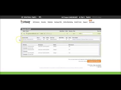 Domcop   Find Great Domains At GoDaddy Auctions Using DomCop