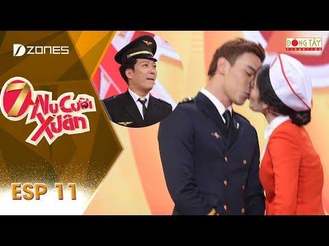 Free Download 7 Nụ Cười Xuân | Tập 11 Full: Nam Thần Thuận Nguyễn Khiến Hari Won - Nam Em Gục Ngã (03/03/2018) Mp3 dan Mp4