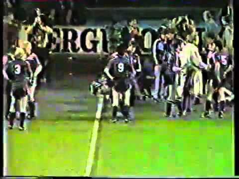 Taça UEFA 1983/84  Final 2 Mão - Anderlecht 1 x 1 Tottenham Hotspurs