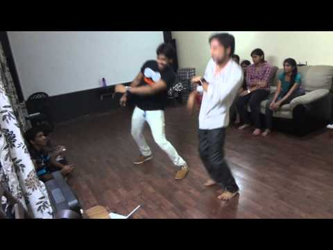 Sandeep steps dance academy Balam Pichkari Travel Video