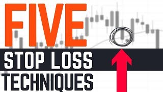 5 Trailing Stop Loss Techniques (Risk Management for Traders)