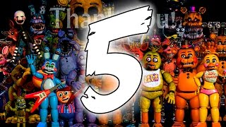 Five Nights At Freddy's 4 - ������� �� ������? FNAF 5?