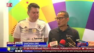 Sandiaga Optimistis Jumlah Transaksi Jakarta Fair Capai Rp 7 Triliun