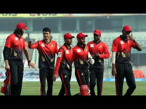 Winning Moment | Cumilla Warriors Vs Sylhet Thunder | 35th Match | Season 7 | BangabandhuBPL 2019-20