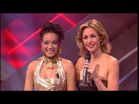 Sharon Kips - Goldfinger (Live @ X Factor 2007 Liveshow 3)