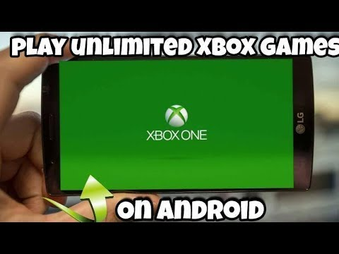 Play Now Xbox Games Unlimited On ANDROID