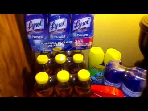 Great Clearance @ Dollar General!!! (Household supplies)