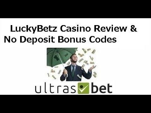 LuckyBetz Casino Review & No Deposit Bonus Codes 2019 — Game