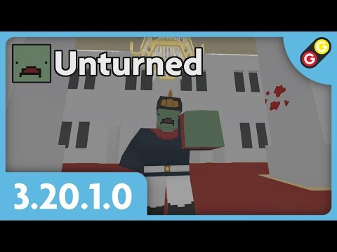 GG - Unturned - Update 3.20.1.0 [FR]