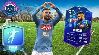 DME SBC TOTT [LORENZO INSIGNE] MAIS BARATO COMPLETO - FIFA 19