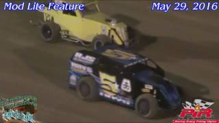 Paducah International Raceway Modlite Feature