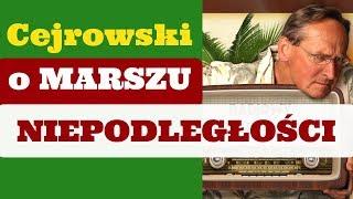 """Cejrowski o """"ustawce"""" z przejęciem #MarszNiepodległości 2018/11/13 Radiowy Przegląd Prasy odc. 972"""