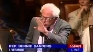 Bernie Sanders v. Duke Cunningham on Don