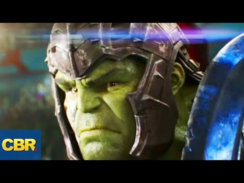 Thumbnail: 10 Reasons Why The Hulk Isn't As Strong As People Think