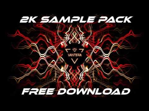 VANTERA 2K EDM SAMPLE PACK [FREE DOWNLOAD]