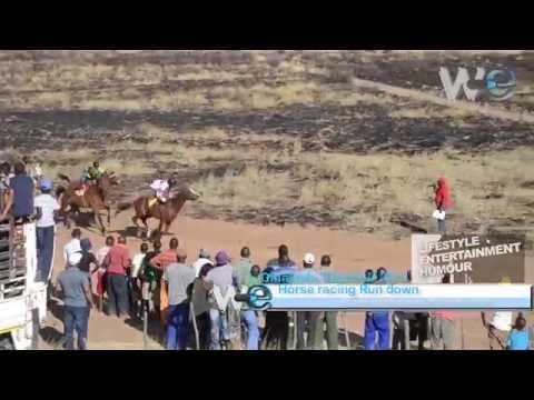 WEON - Gobabis Trade fair 2014 (HORSE RACING RUNDOWN)