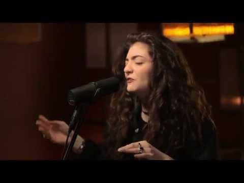 Lorde  Bravado  At The Orange Lounge