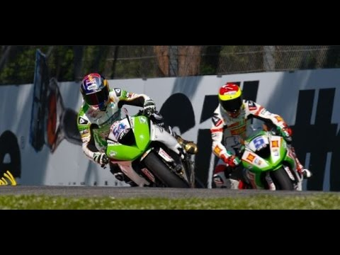 Incredible Race! 2015 Imola SuperStock 600 - Must See Last Lap!